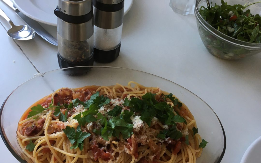 Barbs Italian Special  – Cooking Corner